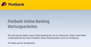 Postbank Online Banking