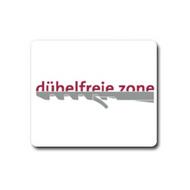 Mousepad Dübelfreie Zone